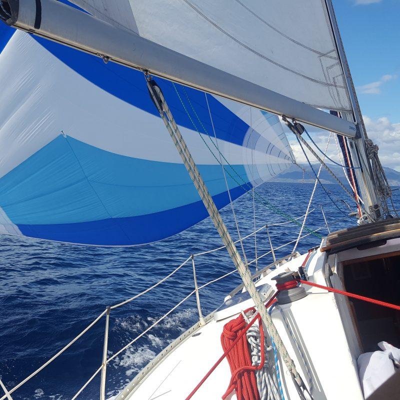 naviguer voilier